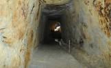 20 de mineri s-au blocat în galeria minieră Cătălina-Monuleşti, la Roşia Montană. Ei cer începerea p...