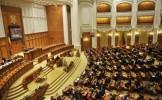 Ponta prezintă în Parlament Acordul de parteneriat între România şi UE privind mecanismul financiar...