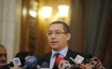 Ponta vrea să crească salariile bugetarilor cu 3-4%