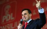 Gheorghe Falcă, preferat de 50,80% dintre membrii PDL din regiunea Vest pentru prezidenţiale