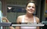 Metodă ŞOCANTĂ de slăbire. Ce mănâncă adolescentele din SUA ca să-şi menţină silueta (VIDEO)