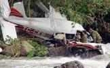 Trei morţi în Germania, în urma prăbuşirii unui avion de mici dimensiuni