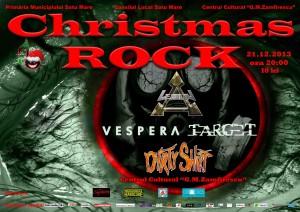 Christmas rock 2013
