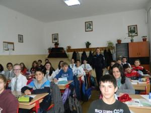 clasa a VIII-a Tasnad