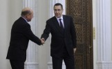 Ponta: Acordul de coabitare cu preşedintele e suspendat, Băsescu a comis un abuz