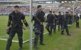 Steaua - Astra Giurgiu, pe Arena Naţională. Sute de jandarmi vor asigura ordinea şi siguranţa specta...