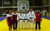 Echipa de judo a României, având în componență sportivi de la CSM Satu Mare, a cucerit titlul balcan...