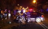 Accident grav pe b-dul Lucian Blaga