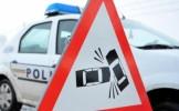 Accident provocat de un şofer fără permis