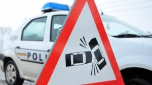 Accident provocat de un şofer fără permis-satu-mare