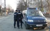 Jandarmii careieni au prins un agresor ce a atacat un agent de pază