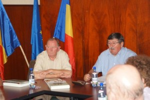 Primarul Kovacs suţine că nu e împotriva unui bust al lui Eminescu în Carei dar înregistrările dovedesc minciuna