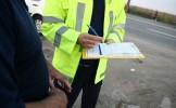 POLIŢIŞTII ATENŢI LA SIGURANŢA CETĂŢENILOR