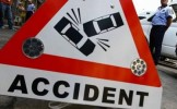 ACCIDENT PE PODUL DECEBAL