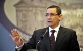 Ponta îi răspunde lui Băsescu: Când a vorbit despre gaşca de politicieni care îşi face Constituţie,...