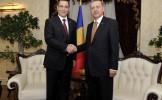 Ponta îl asigură pe Erdogan de susținerea absolută și necondiționată pentru integrarea în UE a Turci...
