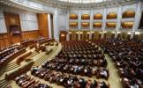 Sesiune extraordinară în Parlament. Aleşii dezbat şi votează reexaminarea Legii privind Statutul dep...