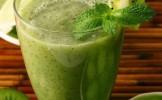 Shake de kiwi si avocado