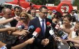 Victor Ponta: Relu Fenechiu şi-a dat demisia verbal