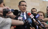 Ponta: Toate pensiile vor creşte cu 3,75%. La salariile mari nu se va aplica creşterea