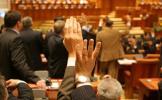 Proiectul legii amnistiei şi graţierii a fost respins de plenul Camerei Deputaţilor
