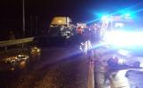 Accident de circulaţie mortal la intrare in localitatea Doba (FOTO-VIDEO)
