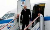 Băsescu, aterizare de urgenţă la Sibiu. Preşedintele se întorcea de la Bruxelles