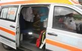 Femeie grav rănită într-un accident pe str. Vulturului