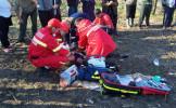 UPDATE Doi copii s-au înecat sub gheaţă în Santău