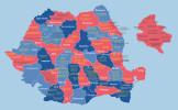 EVALUAREA NAȚIONALĂ 2015. Harta cu cele mai bune 100 licee