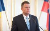Președintele Klaus Iohannis se întâlnește luni cu președintele Consiliului European