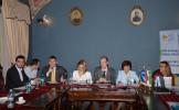GRUPUL DE LUCRU PENTRU COOPERARE TRANSFRONTALIERĂ ROMÂNIA-UNGARIA S-A ÎNTÂLNIT LA SATU MARE