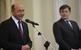 Întâlnire Traian Băsescu - Crin Antonescu, la Cotroceni