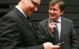 Ponta şi Antonescu, despre prietenie şi trădare