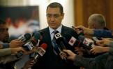 Ponta: Viteza şi alcoolul la volan trebuie sancționate aspru prin noul Cod Rutier