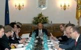 Preşedintele Băsescu a decis convocarea de urgenţă a CSAT, vineri, de la ora 11,00